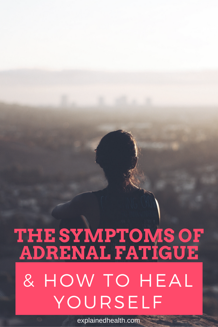 heal adrenal fatigue